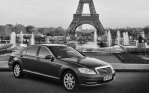 Chauffeur driven Car Rental Servce in Paris