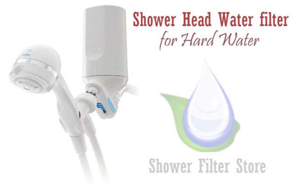 Shower Filter Hard Water